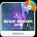 Тема Xperia™ Blade Runner 2049