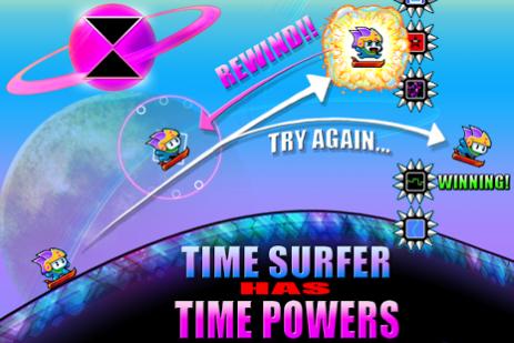 Скриншот Time Surfer