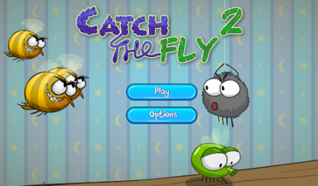 Скриншот Catch The Fly 2