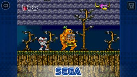 Скриншот Decap Attack Classic