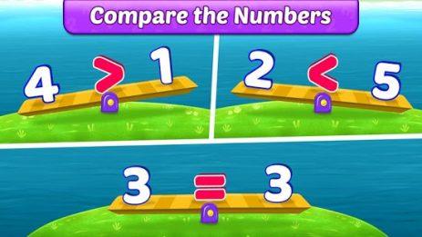 Скриншот Math Kids – Add, Subtract, Count, and Learn