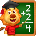 Math Kids — Add, Subtract, Count, and Learn - icon