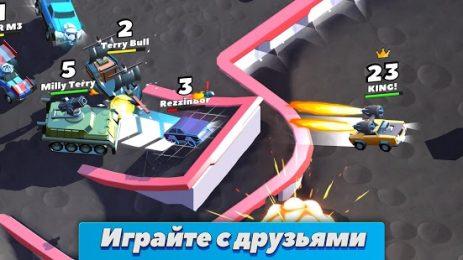 Скриншот Crash of Cars
