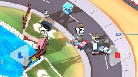 Crash of Cars   Android