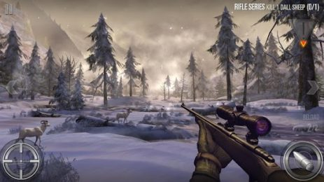 Скриншот DEER HUNTER 2017