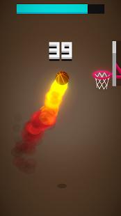 Скриншот Dunk Hit