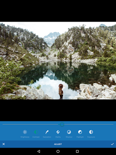 Скриншот Free Photo Editor by Degoo