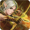 Forge of Glory: Match3 MMORPG & Action Puzzle Game - icon