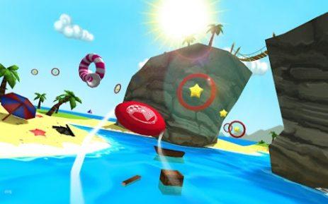 Скриншот Frisbee