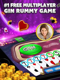 Скриншот Gin Rummy Plus