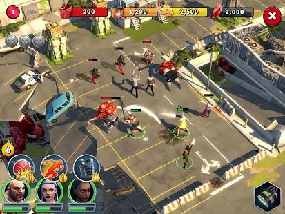 Скриншот Зомби в городе: выживание