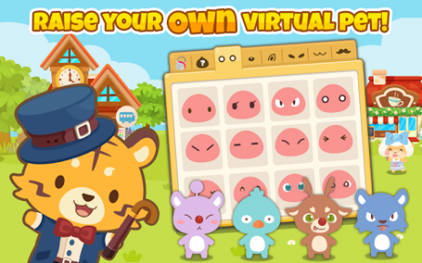 Скриншот Happy Pet Story: Virtual Pet Sim 0