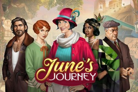 Скриншот June's Journey – Hidden Object
