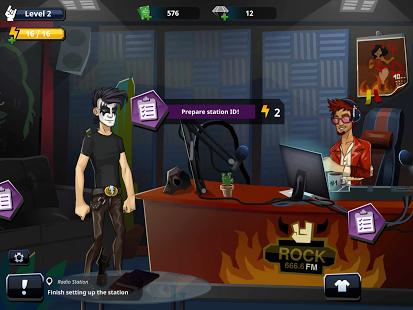 Скриншот KISS Rock City