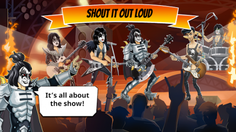 KISS Rock City | Android