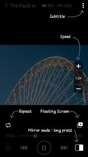 Скриншот KMPlayer
