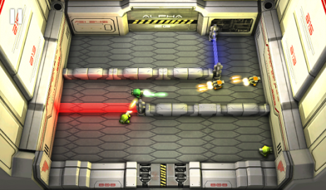 Tank Hero: Laser Wars | Android