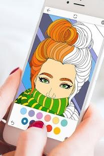 Colorflow: раскраска для взрослых [1.5] скачать APK на ...
