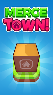 Скриншот Merge Town!