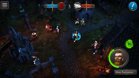 Скриншот Mordheim: Warband Skirmish