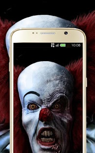 Скриншот Pennywise Wallpaper