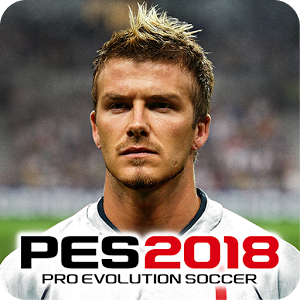 Cover art of «PES 2018 PRO EVOLUTION SOCCER» - icon