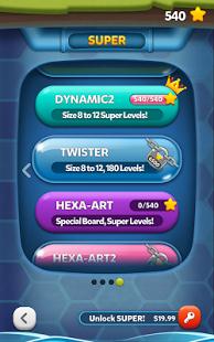 Скриншот Pipe Lines: Hexa