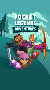 Скриншот Pocket Legends Adventure