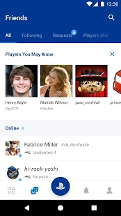 Скриншот PlayStation®App