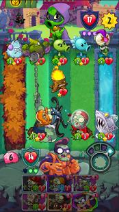 Скриншот Plants vs. Zombies™ Heroes