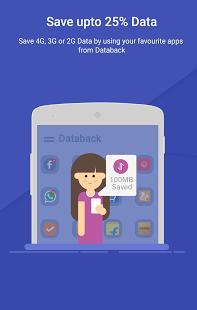 Скриншот Data Recharge & Data Saver 4G 0
