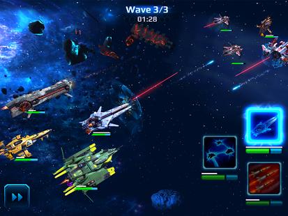 Скриншот Star Conflict Heroes