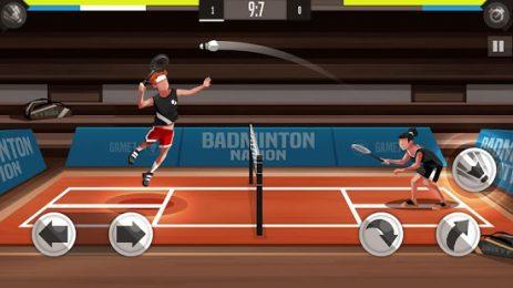 Скриншот Бадминтон лиги