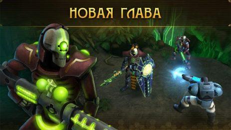 Скриншот Warhammer 40,000: Space Wolf