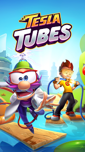 Скриншот Tesla Tubes