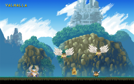 Скриншот The Last Vikings