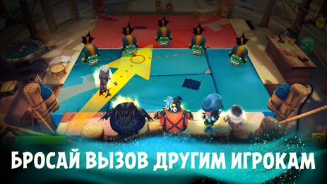 Скриншот Angry Birds Evolution