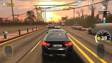 Скриншот Трафик Тур