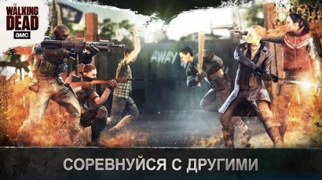 Скриншот The Walking Dead No Man's Land