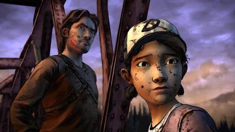 Скриншот The Walking Dead: Season Two