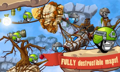 Скриншот Warlings: Армагеддон