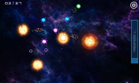 Скриншот Sun Wars: Galaxy Strategy Game