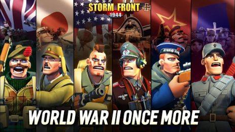 Скриншот StormFront 1944
