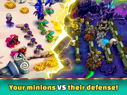 Скриншот Winons: Mana Champions