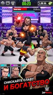 Скриншот WWE Tap Mania