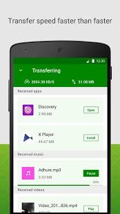 Скриншот Xender – File Transfer & Share