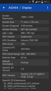 Скриншот AIDA64