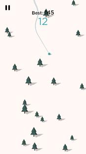 Скриншот Chilly Snow