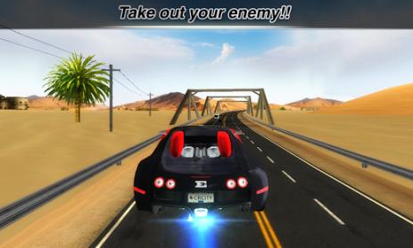 Скриншот City Racing 3D