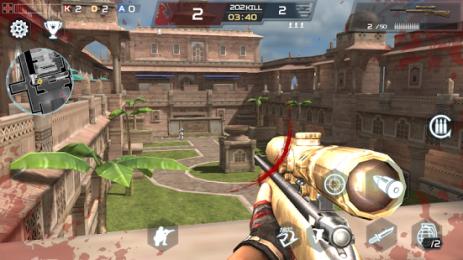 Скриншот Combat Soldier - шутер от первого лица